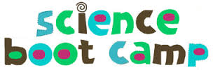 Science boot camp logo