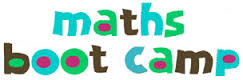 maths boot camp logo